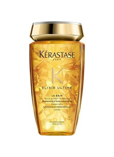 Kerastase Elixir Ultime Parlaklık Şampuanı - Le Bain 250 ml Renksiz